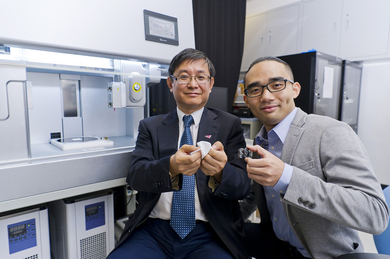 Improving 5G Networks & Space Travel With Ceramic 4D Printing