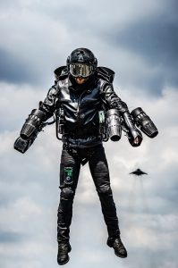EOS Introduces 3D Printed Flight Suit