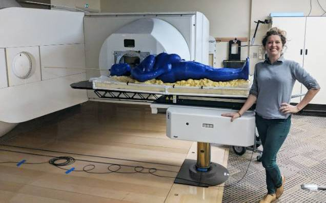 Life-size Printed Human Body Could Aid Cancer Treatments