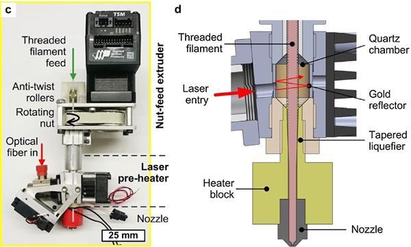 FastFFF: MIT Develops High Speed Printing System
