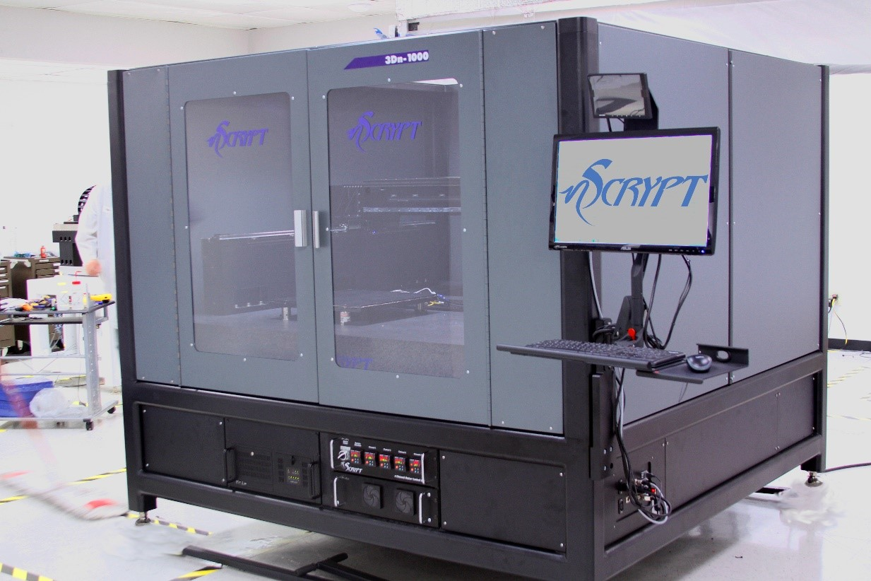 FiT Platform: US Army Incorporates nScrypt's Multi-process System