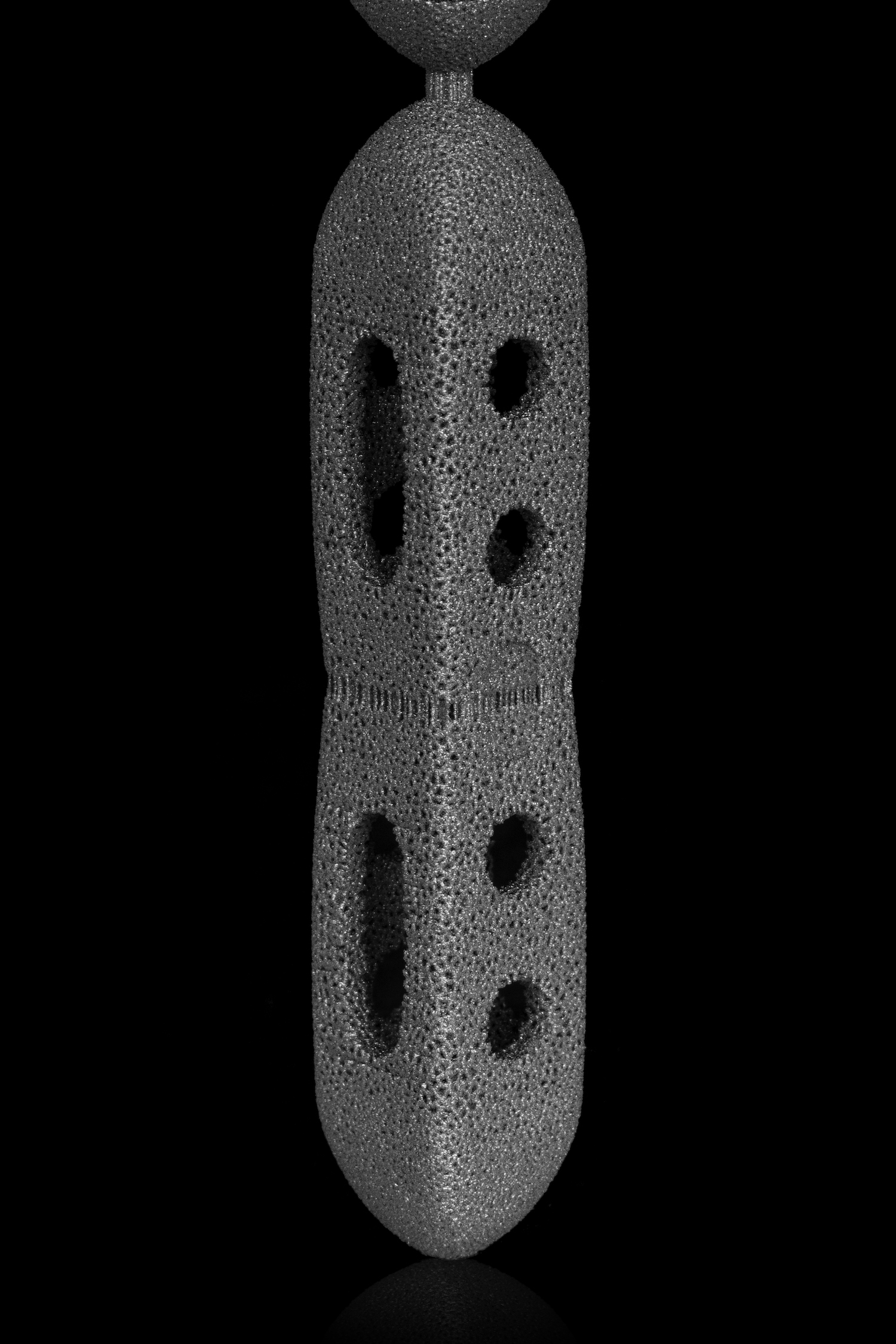 Betatype Engine Improves Orthopaedic Implant Internal Geometry