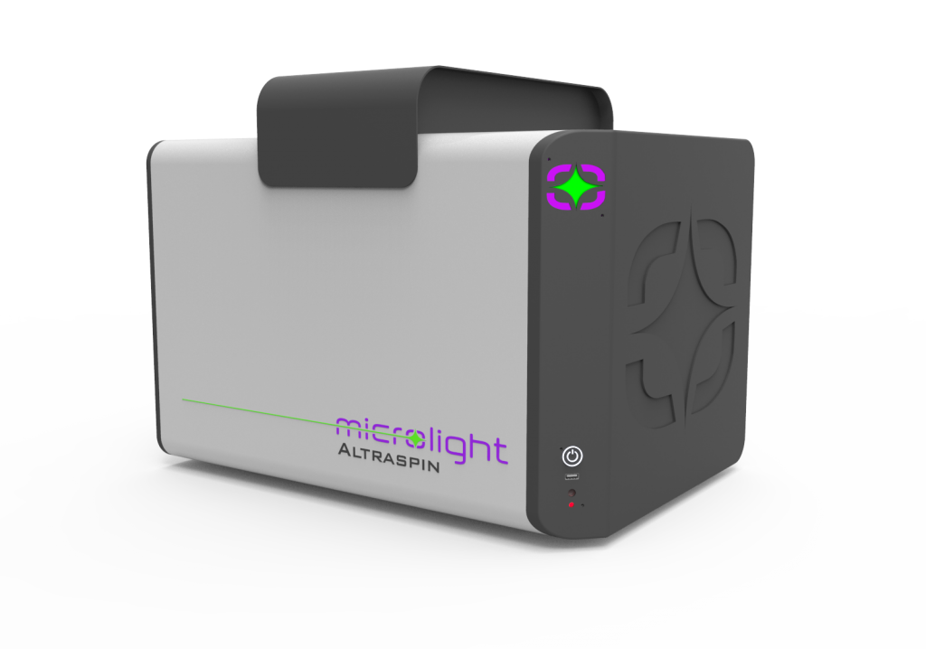Altraspin Sub-Micron 3D Printer Launched by Microlight3D