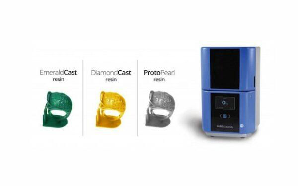 Prodways Unveils SolidscapeDL Printer & Resins