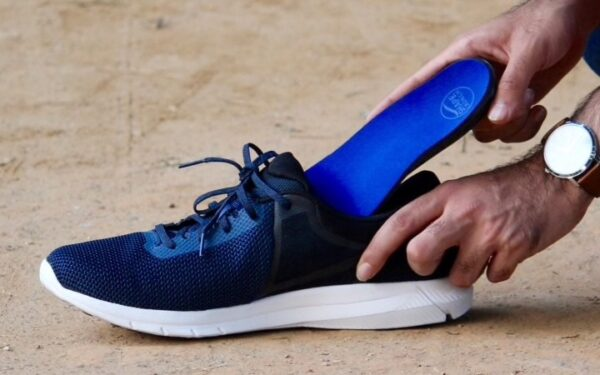 ShapeCrunch Prints Enhanced Insoles For Running Shoes