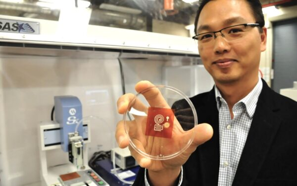 3D Printed Cellulose Sensors & Sustainable IoT Electronics