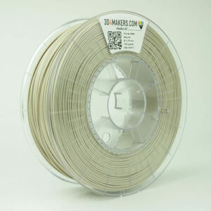 3D4Makers PEEK, 1.75mm, 500g Spool, Natural