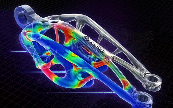 Distortion Simulation AddOn Aids Metal Print Accuracy