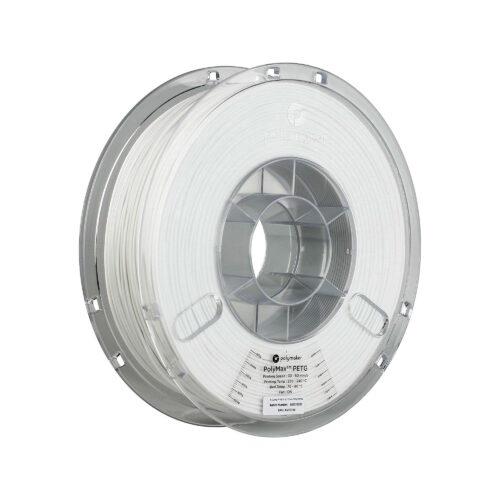 Polymaker PolyMax PETG, 1.75mm, 1.0kg Spool, White