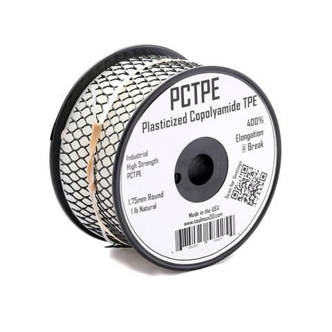 Taulman PCTPE, 1.75mm, 450g Spool, Natural