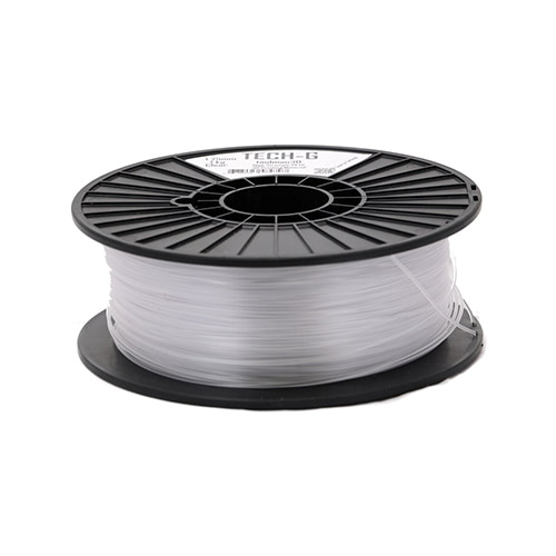 Taulman TECH-G, 1.75mm, 1.0kg Spool, Clear