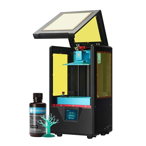 anycubic photon s resin 3D printer new
