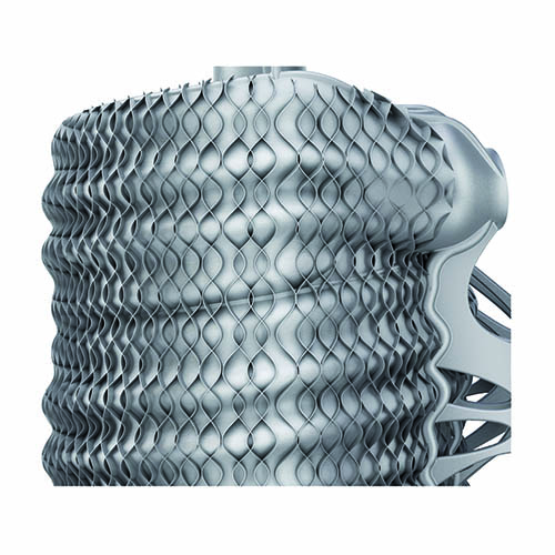 Aluminum AlSi10Mg