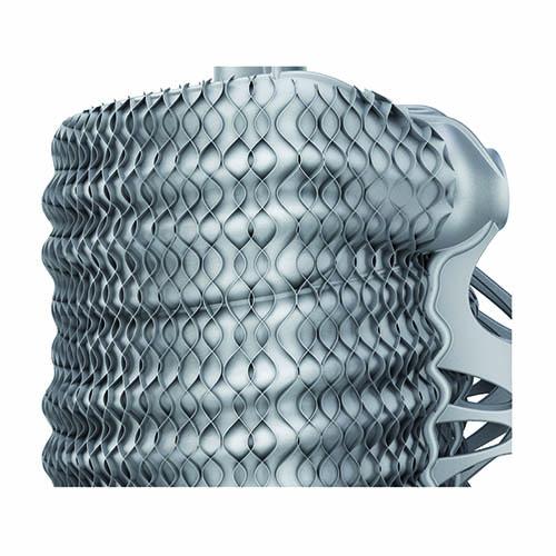EOS AlSi10Mg Aluminium - DMLS