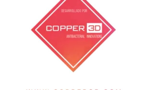 Copper3D & 3D Universe Partner For Antibacterial Filaments