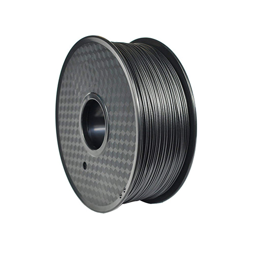 PRILINE Carbon Fiber PC, 1.75mm, 1.0kg Spool, Black