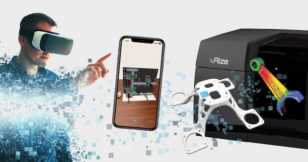 RIZE Initiative Creates Smart Spaces Combining New Tech
