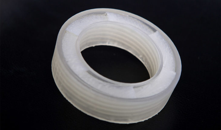 Printed Noise Blocker Cuts 94% of Sound in Tube Experiment
