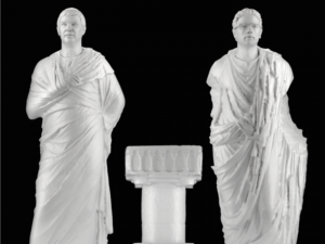 3D Printed Statues