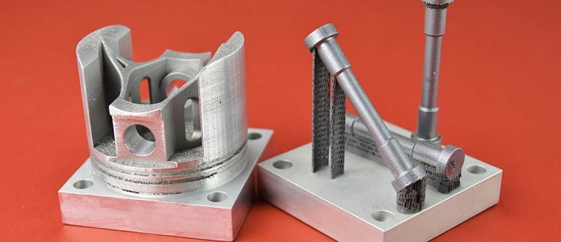 3D Printed Aluminum Alloy Registered by GM Subsidiary