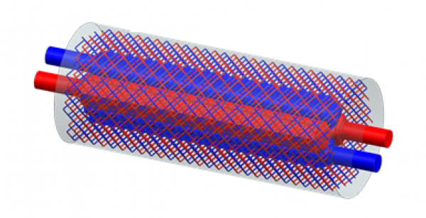New $2.5M Project by GE Research For Developing a High Performance 3D Printed Heat Exchanger