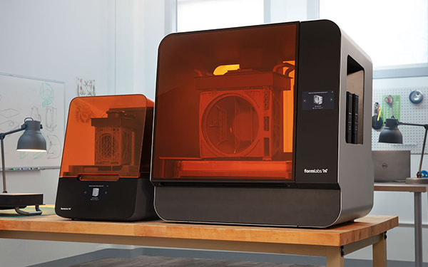 Formlabs Launches the Form 3 and Form 3L