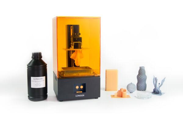 Announcing The Most Affordable 2K LCD SLA 3D Printer: Orange 30