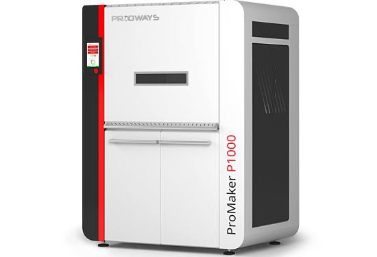 Prodways Technologies Exhibits New Industrial 3D Printer at RAPID