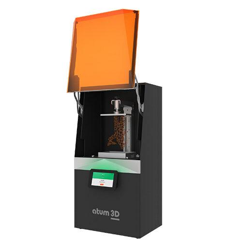 atum3D_DLP_Station_5 open material 3D printer