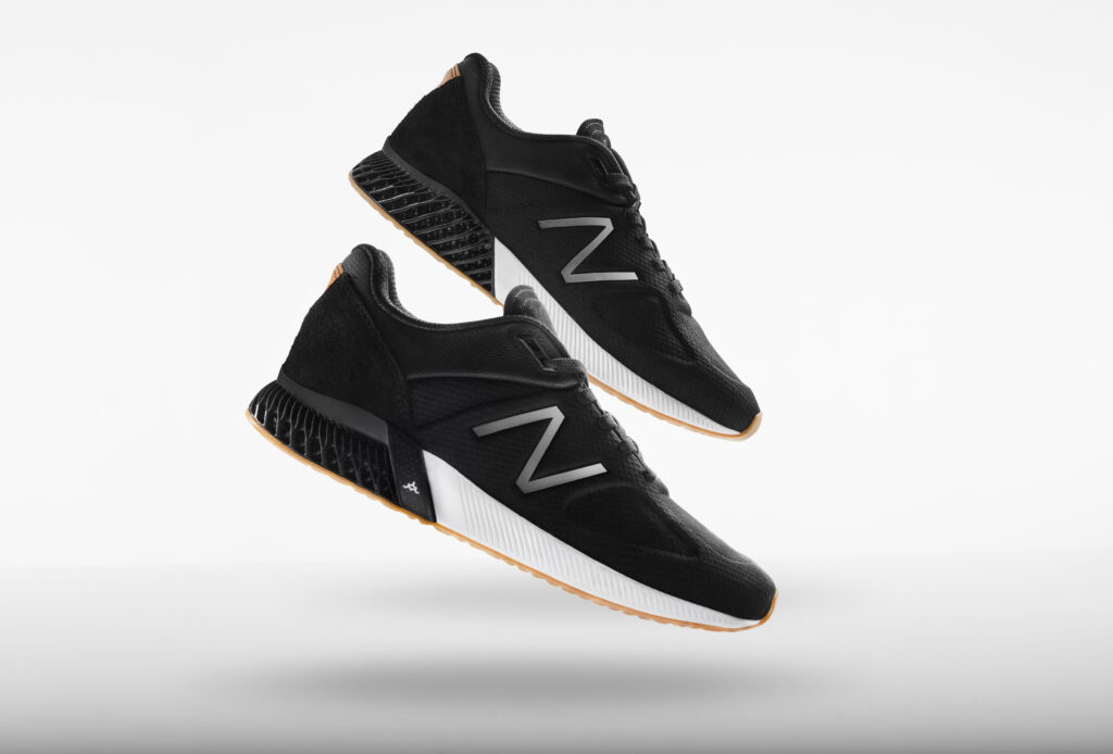 Triple Cell Platform Set to Produce New Balance's Sneakers