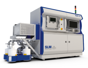 Rolls-Royce 3D Printing Aerospace Parts With SLM 500