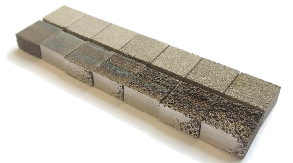 Modified Stainless Steel Improves Metal Printing Quality