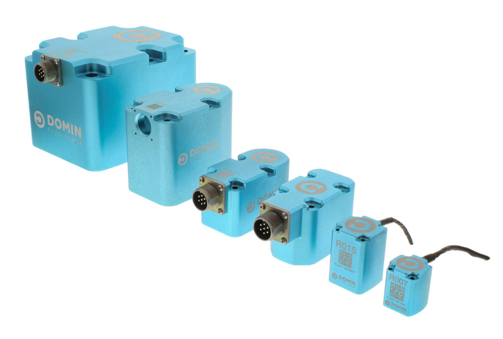 Domin & Renishaw Develop Fluid Power System Parts