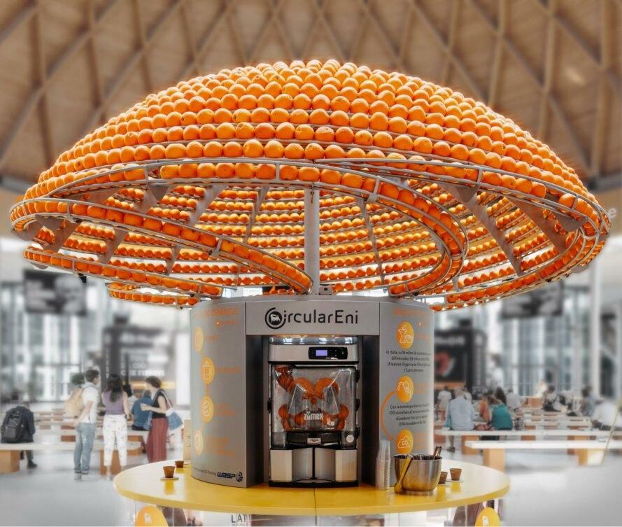 circular juice bar