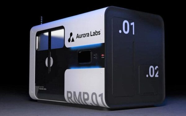 Aurora Labs Commercialise Multi-layer Concurrent Printing