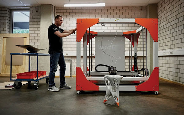 3D Printing End-use Furniture