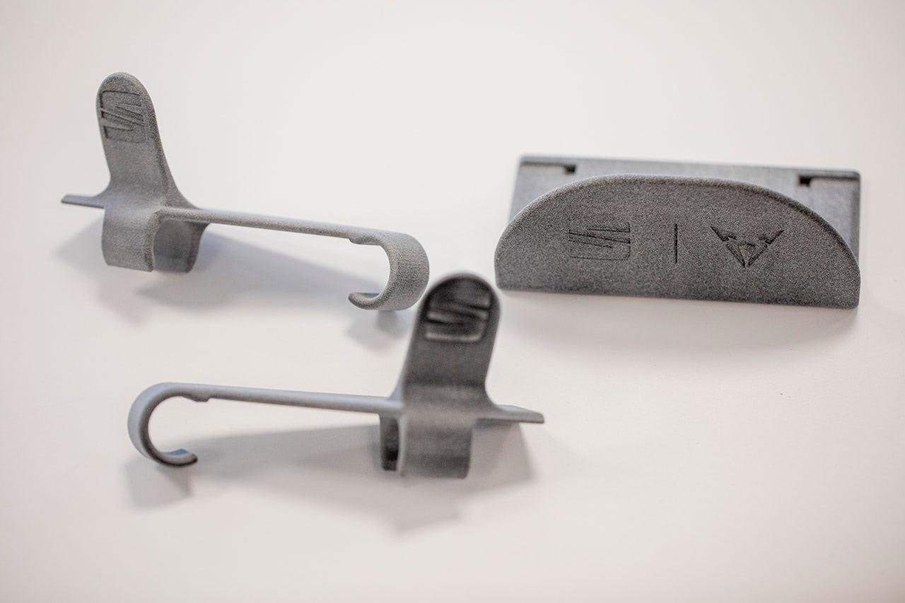 seat 3d printed car parts