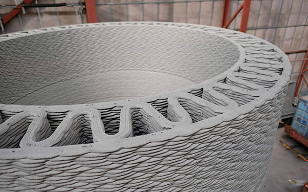 GE Plans to Make Wind Turbines Taller with 3D Printed Bases