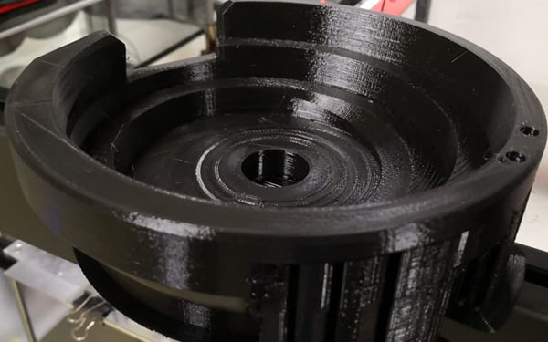 Sim Automation Develop 3D Printed Feeding Bowls For Automated Robotic Production Systems