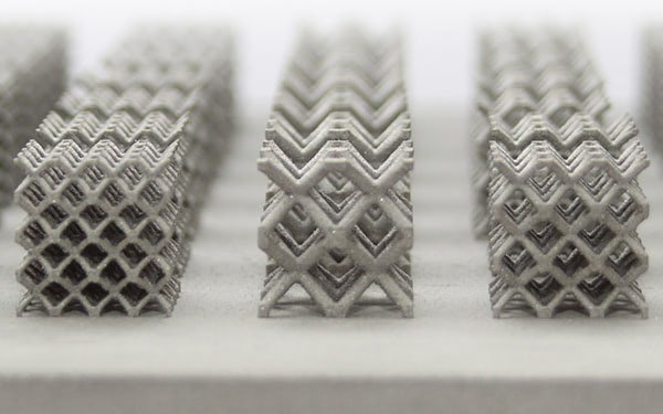 3d printed lattices