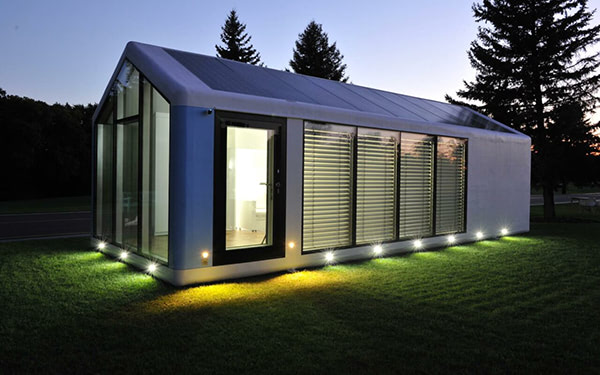 Haus.me Develops 3D Printed Prefab Home With Off-the-grid Capabilities