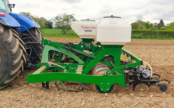 Farmer Saves Costs by 3D Printing Parts for Home-built Maize Seed Metering System