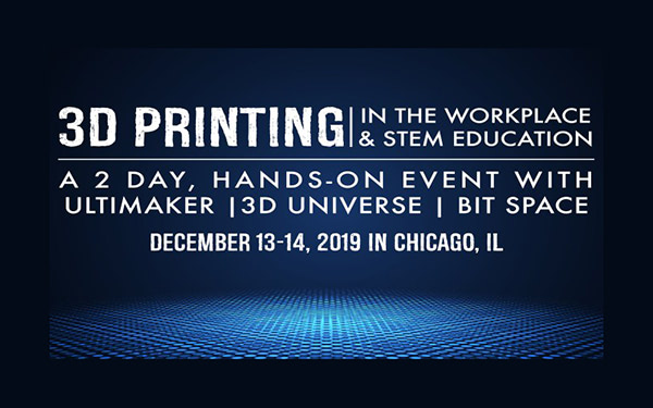 Register For The 3D Printing in the Workplace and STEM Education Symposium
