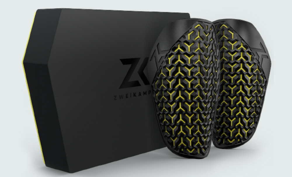 Zweikampf shin guards