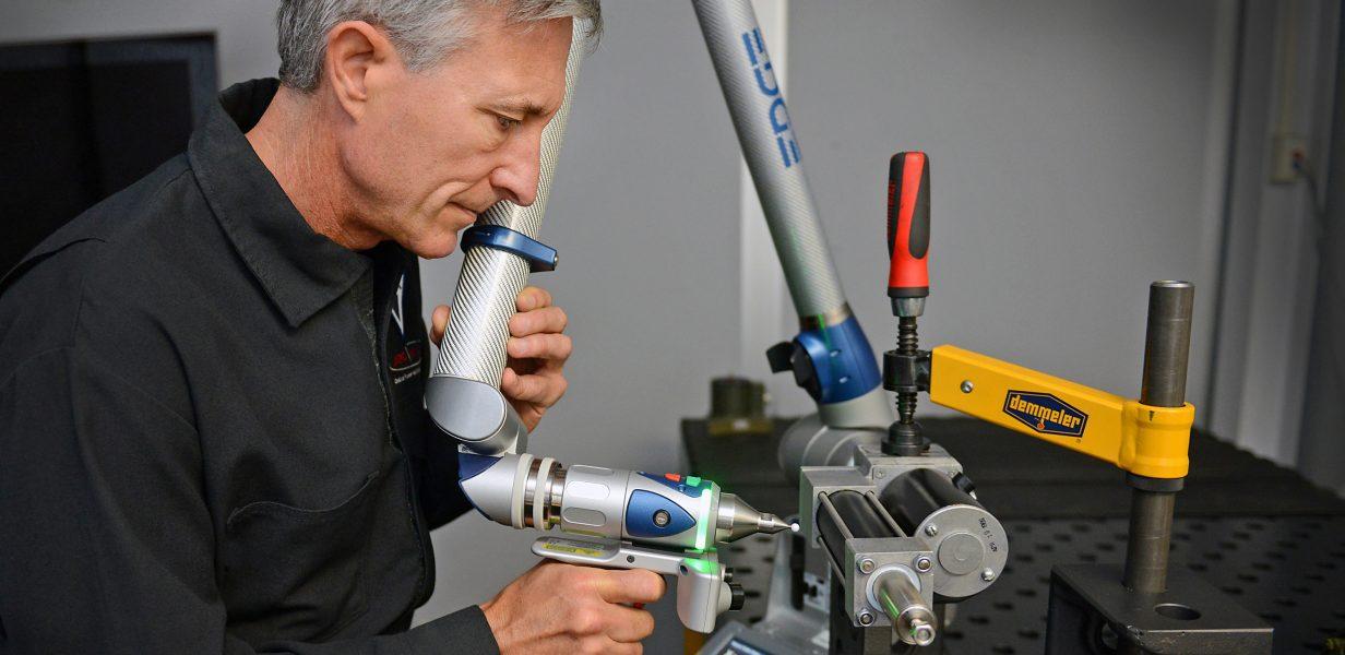 Engineer Prints Smart Naval Equipment With Embedded Sensors