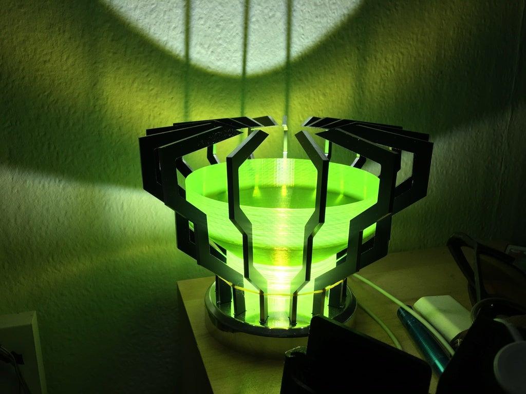 Printed Lamp