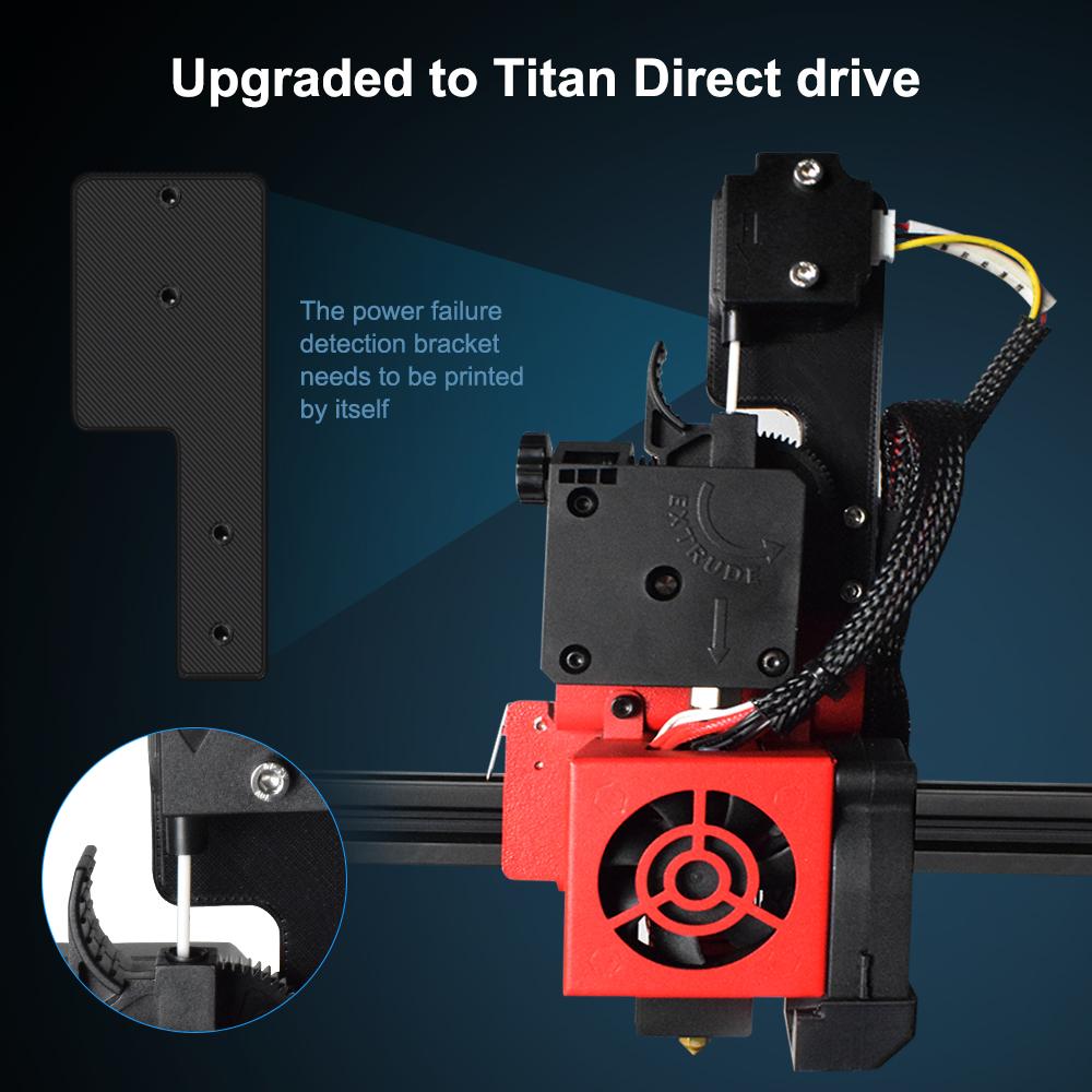 Titan Direct Drive