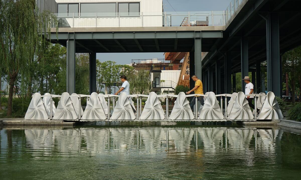 retractile bridge