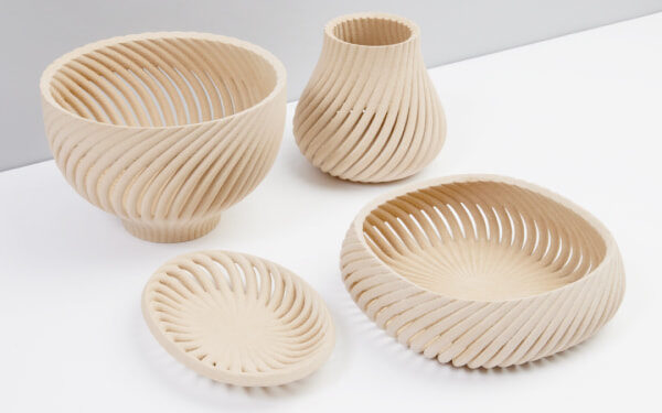 New 3D Printed Wood is ALL Wood