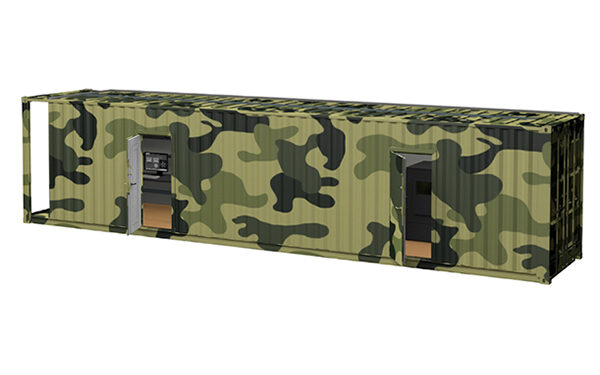 "DoD Contracts ExOne to Develop 3D Printing ""Factory in a Shipping Container"""